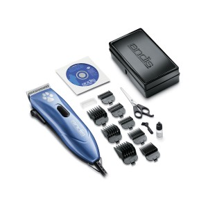 Andis Speed Groom 15pc Dog Clipper with DVD Kit #23860