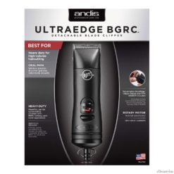 Andis BGRC Ultra Edge Detachable Blades Hair Clipper #63700