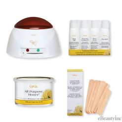 GiGi Pro All Purpose Honee Wax Warmer Hair Removal Combo Kit