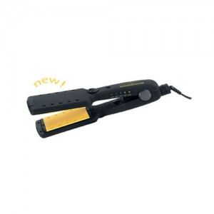 "Gold N Hot Vented Ceramic For Wet or Dry Hair 2-1/4"" Flat Iron #GH2167"