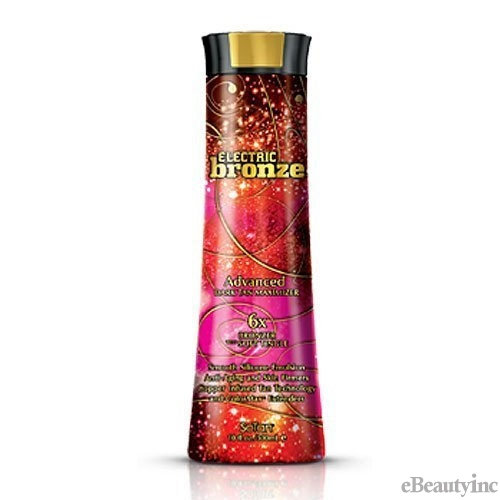 SoTan Advanced Dark Tan Maximizer 6x Bronzer with Soft Tingle Tanning Lotion - 10oz