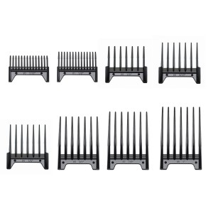 Oster Attachment Combs Guide Comb 8pc Set For Fast Feed Clipper #76926-800