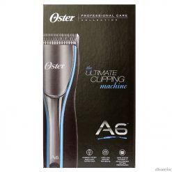 Oster A6 Heavy Duty Animal Dog Clipper with Detachable Blade #10#078006-000
