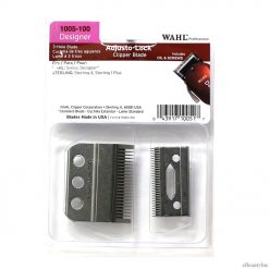Wahl 3-Hole Replacement Blade For Designer Senior #1005-100