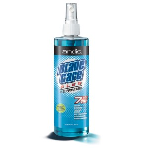 Andis Blade Care Plus 7 In 1 Vitamin E enriched Spray for Hair Stylists - 16oz