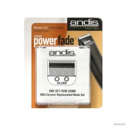 Andis Ceramic Powerfade Clipper Replacement Blade #23360