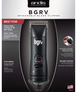 Andis BGRV Variable Speed Hair Clipper #63100
