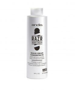 Andis RAZR Shave Cream Concentrate - 8oz