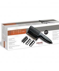 Andis Ultra Ceramic Styler + 3 Attachment Combs #80410