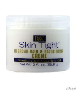 B&C Skin Tight In-Grown Hair & Razor Bump Creme - 2oz