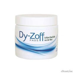 Dy-Zoff Pads Hair Color Rinse and Tint Stain Remover #80 Pads