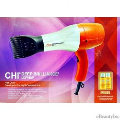 CHI Deep Brilliansce Digital Titanium Orange Hair Dryer