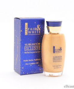 Fair and White Exclusive Dry Golden Body Oil - 1.7oz