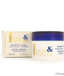 Fair and White Lightening And Purifying Cream - 6.76oz
