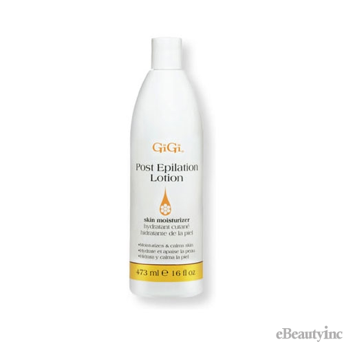 GiGi Post Epilating Lotion - 16oz