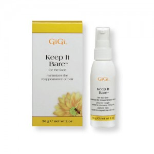GiGi Keep It Bare For Body & Legs - 4oz