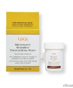 GiGi Microwave Sensitive Skin Tweezeless Wax - 1oz