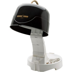 Gold N Hot Ionic Anti-Static 1875W Salon Hard Bonnet / Hooded Hair Dryer #GH5135