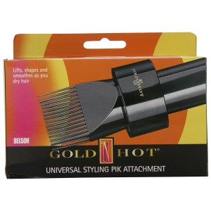 Gold N Hot Universal Styling Pick Attachments - GH9077