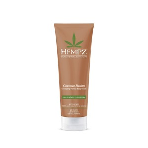 Hempz Coconut Fusion Energizing Herbal Body Wash - 8.5 oz/ 250ml