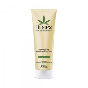 Hempz Age Defying Renewing Herbel Body Wash - 8.5oz