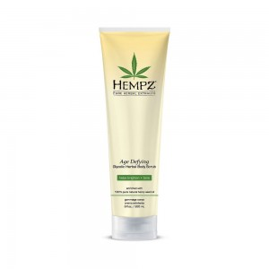 Hempz Age Defying Exfoliating Herbal Body Scrub - 9oz