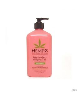 Hempz Wild Strawberry & Passion Fruit Herbal Body Moisturizer - 17 oz