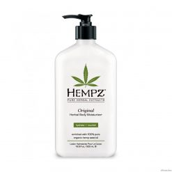 Hempz Organic Hemp Original Herbal Body Moisturizer lotion - 17oz