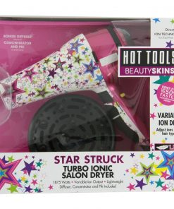 Hot Tools Star Struck Turbo Ionic Salon Hair dryer #HT5009