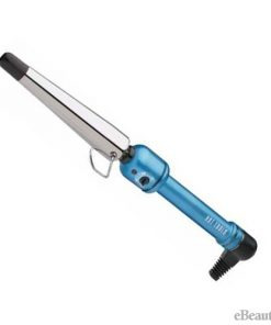 Hot Tools Ice Blue Titanium Large Tapered Curling Iron #HTBL1852