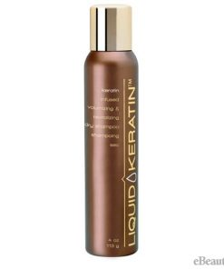 Liquid Keratin Infused Volumizing and Revitalizing Dry Shampoo
