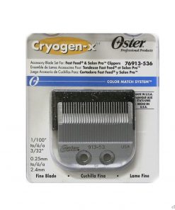 Oster Fine Blade set for Fast Feed Hair Clipper 25-Tooth #76913-536