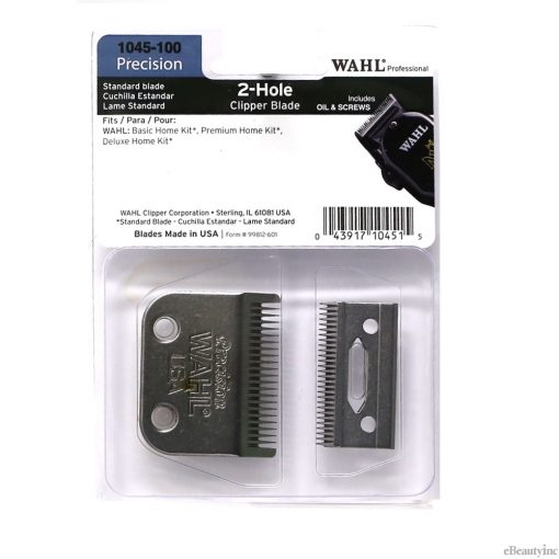 Wahl 2 Hole Replacement Blade for Home Kits/Taper Clipper #1045-100