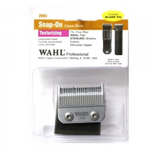 Wahl Replacement Snap-On Blade Texturizing for Eclipse Clipper #2093
