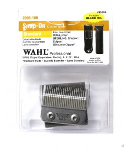 Wahl Snap-On Standard Replacement Blade for Eclipse Clipper #2096-100