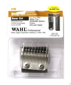 Wahl Snap-On Razor Cut Replacement Blade for Eclipse Clipper #2190