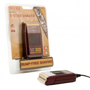 Wahl 5-Star Deluxe Bump Free Cord/Cordless Shaver #8061