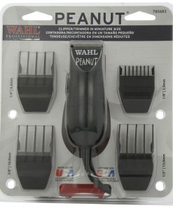 Wahl Peanut Black Hair Trimmer #8655-200