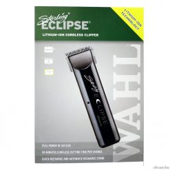 Wahl Cordless Sterling Eclipse Hair Clipper w/ 8 Attachment Combs #8725