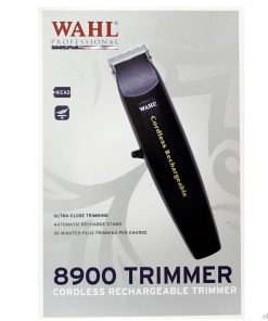 Wahl Professional Trimmer Cordless Rechargeable Trimmer #8900