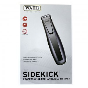 Wahl Sidekick Cordless Rechargeable Hair Trimmer #8792