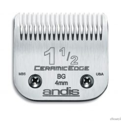 Andis Ceramic Edge Clipper Blade #1-1/2 Fit Oster 76 A5 - 63015