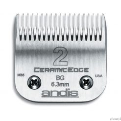 Andis Ceramic Edge Clipper Blade #2 Fit Oster 76 A5 - 63030