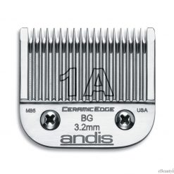 Andis Ceramic Edge Clipper Blade #1A Fit Oster 76 A5 - 63055
