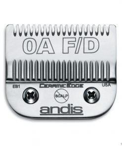 Andis Ceramic Edge Clipper Blade #0A File Down - 63060