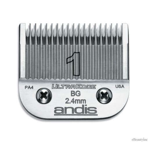 Andis UltraEdge Detachable Clipper Blade #1 Fit Oster 76 A5 - 64070
