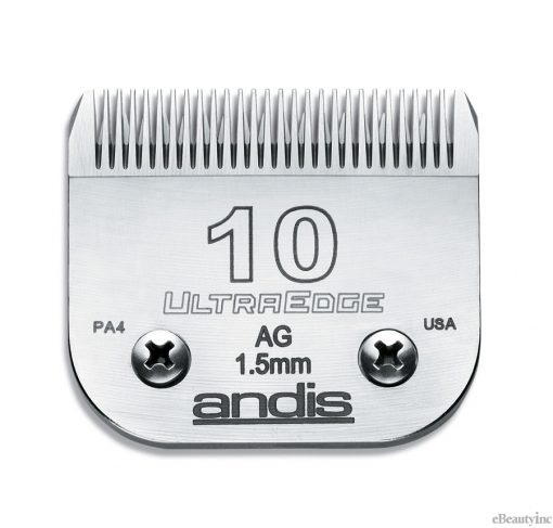 Andis UltraEdge Detachable Clipper Blade #10 Fit Oster 76 A5 - 64071