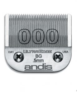 Andis UltraEdge Detachable Clipper Blade #000 Fit Oster 76 A5 - 64073