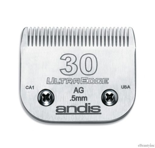 Andis UltraEdge Detachable Clipper Blade #30 Fit Oster 76 A5 - 64075