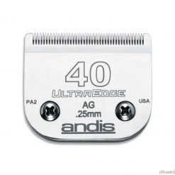 Andis UltraEdge Detachable Clipper Blade #40 Fit Oster 76 A5 - 64076